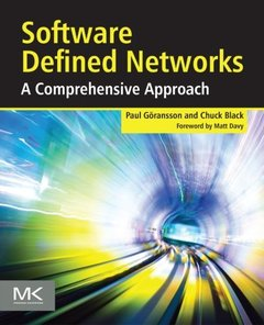 Software Defined Networks: A Comprehensive Approach (Paperback)-cover