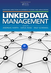 Linked Data Management (Hardcover)-cover