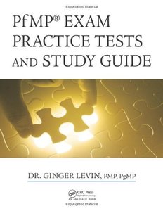PfMP Exam Practice Tests and Study Guide (Paperback)-cover
