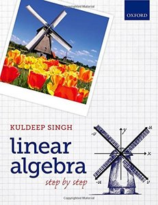 Linear Algebra: Step by Step (Paperback)-cover