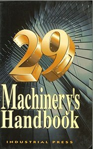 Machinery's Handbook, 29/e (Hardcover)-cover