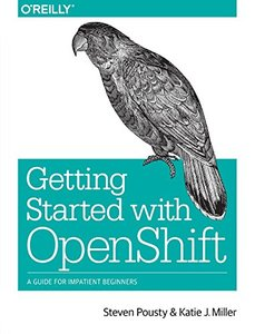 Getting Started with OpenShift (Paperback)-cover