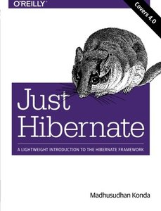 Just Hibernate (Paperback)-cover