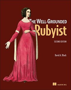 The Well-Grounded Rubyist, 2/e (Paperback)-cover