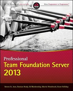 Professional Team Foundation Server 2013 (Paperback)-cover