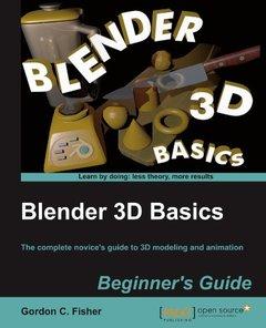 Blender 3D Basics-cover
