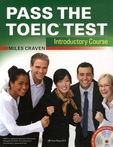 Pass the TOEIC Test Introductory Course (with MP3 + key Audio Scripts)-cover