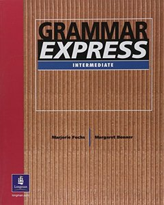 Grammar Express: Intermediate (without key)-cover