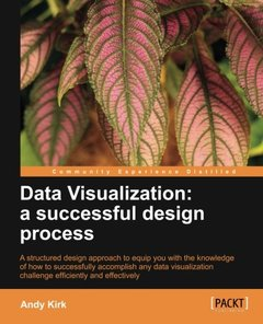 Data Visualization: a successful design process-cover