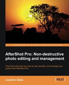 Aftershot Pro: Non-destructive photo editing and management-cover