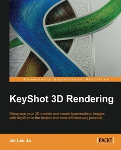 KeyShot 3D Rendering-cover