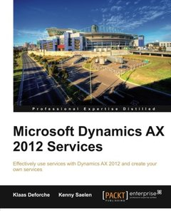 Microsoft Dynamics AX 2012 Services-cover