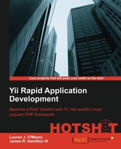 Yii Rapid Application Development Hotshot-cover