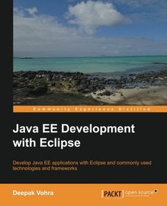 Java EE Development with Eclipse-cover