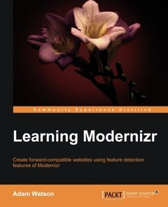 Learning Modernizr-cover