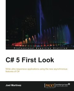 C# 5 First Look-cover