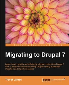 Migrating to Drupal 7-cover