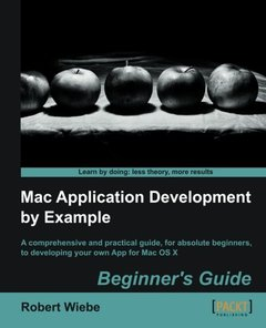 Mac Application Development by Example Beginner's Guide-cover