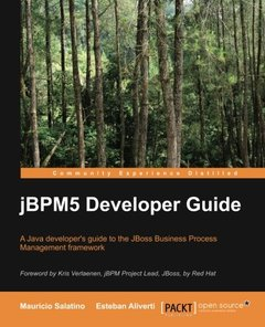 jBPM5 Developer Guide-cover