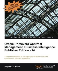 Oracle Primavera Contract Management, BI Version 14-cover