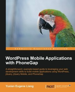 WordPress Mobile Applications with PhoneGap-cover