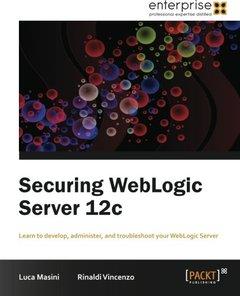Securing Weblogic Server 12c-cover