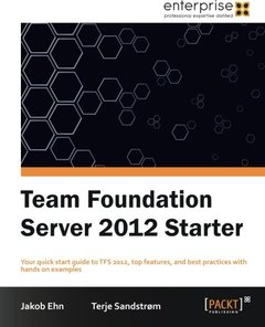 Team Foundation Server 2012 Starter-cover
