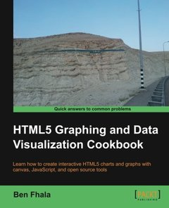 HTML5 Graphing & Data Visualization Cookbook-cover