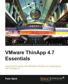 VMware ThinApp 4.7 Essentials-cover