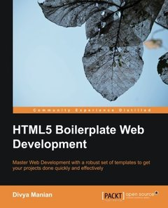 HTML5 Boilerplate Web Development-cover