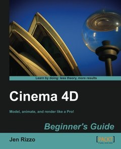 Cinema 4D Beginner's Guide-cover