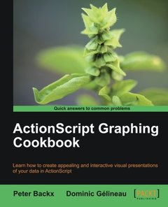 ActionScript Graphing Cookbook-cover