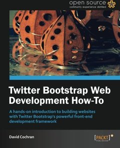 Twitter Bootstrap Web Development How-To-cover