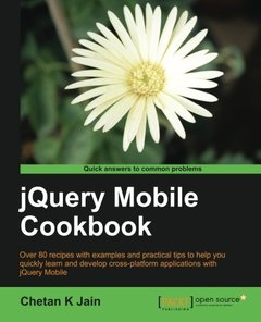jQuery Mobile Cookbook-cover