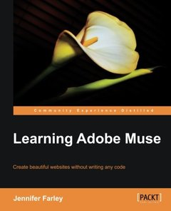 Learning Adobe Muse-cover
