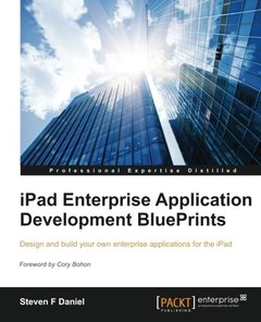 iPad Enterprise Application Development BluePrints-cover