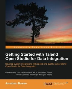 Getting Started with Talend Open Studio for Data Integration-cover
