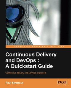 Continuous Delivery and DevOps: A Quickstart guide (Paperback)-cover