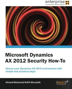 Microsoft Dynamics AX 2012 Security How-To-cover
