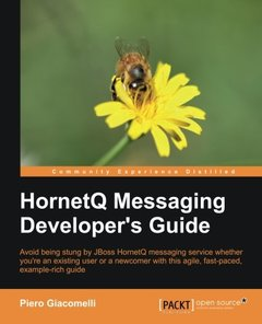 HornetQ Messaging Developer's Guide-cover