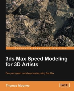 3ds Max Speed Modeling for 3D Artists-cover