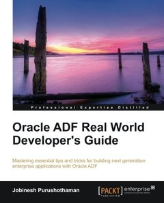 Oracle ADF Real World Developer's Guide-cover