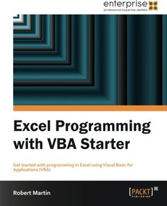 Excel Programming with VBA Starter-cover