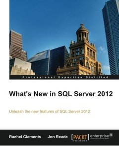 What's New in SQL Server 2012-cover