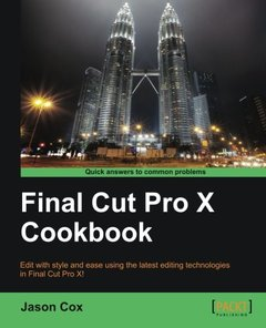 Final Cut Pro X Cookbook-cover