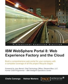 IBM Websphere Portal 8: Web Experience Factory and the Cloud-cover