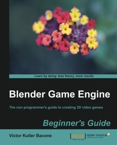 Blender Game Engine: Beginner's Guide-cover