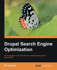 Drupal Search Engine Optimization-cover