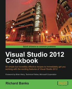 Visual Studio 2012 Cookbook-cover