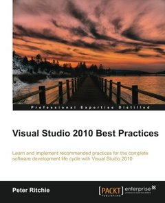Visual Studio 2010 Best Practices-cover